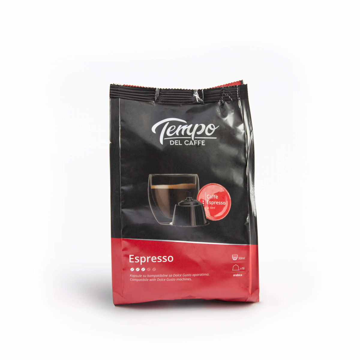 Espresso - Dolce Gusto kapsule