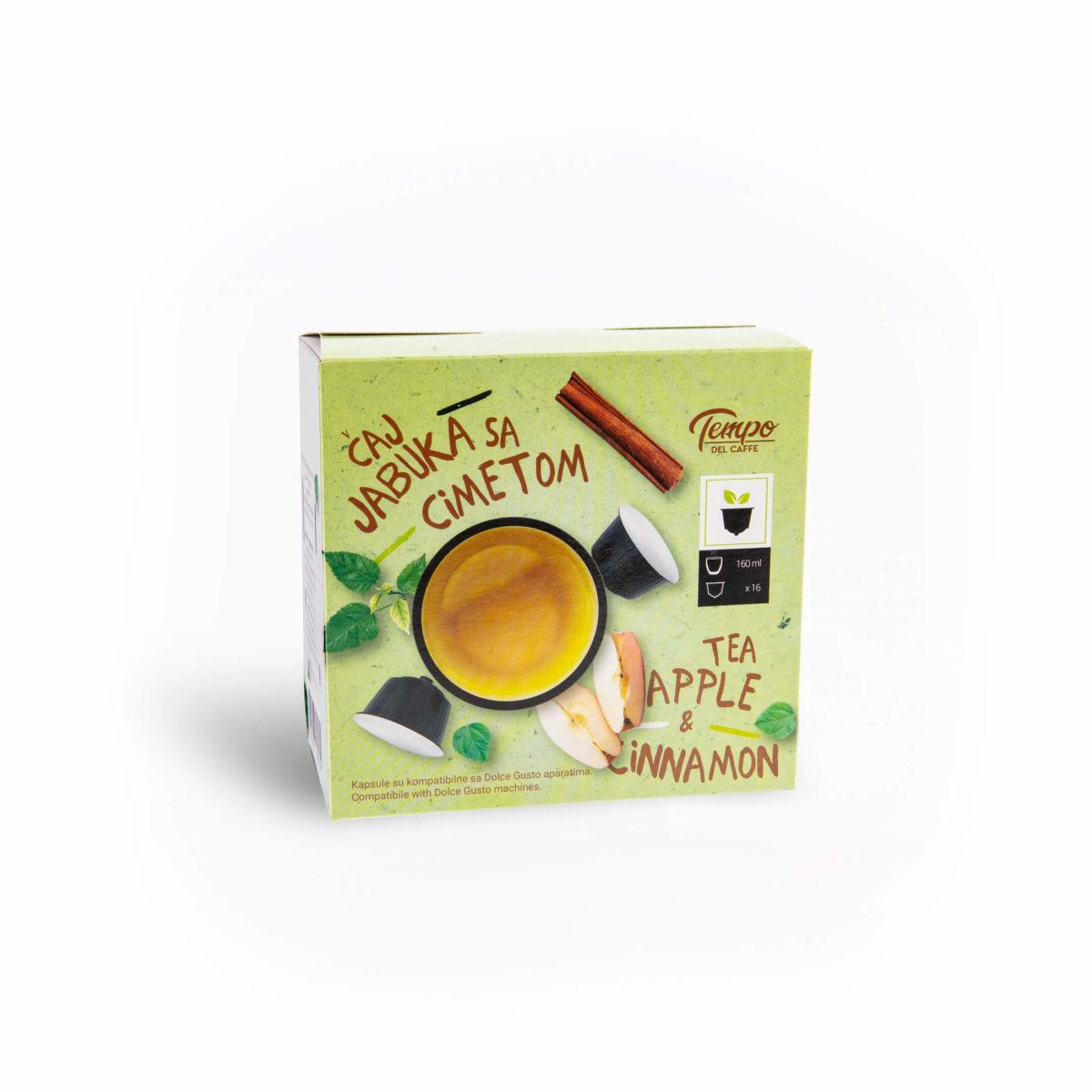 Jabuka sa cimetom čaj - Dolce Gusto kapsule
