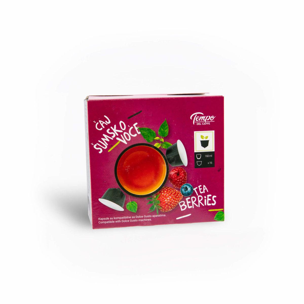 Šumsko voće čaj - Dolce Gusto kapsule