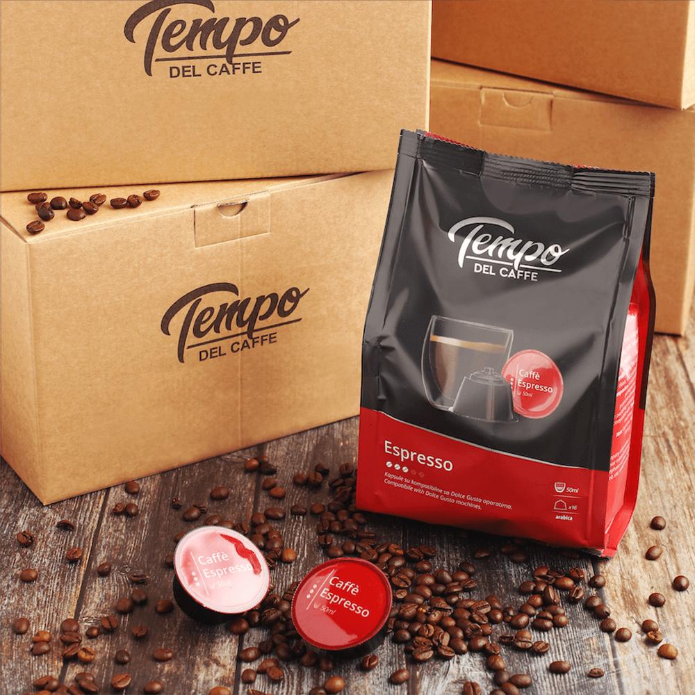 Espresso - kapsule za Dolce Gusto