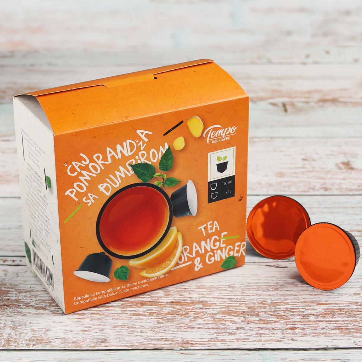 Pomorandža sa đumbirom - Dolce Gusto kapsule