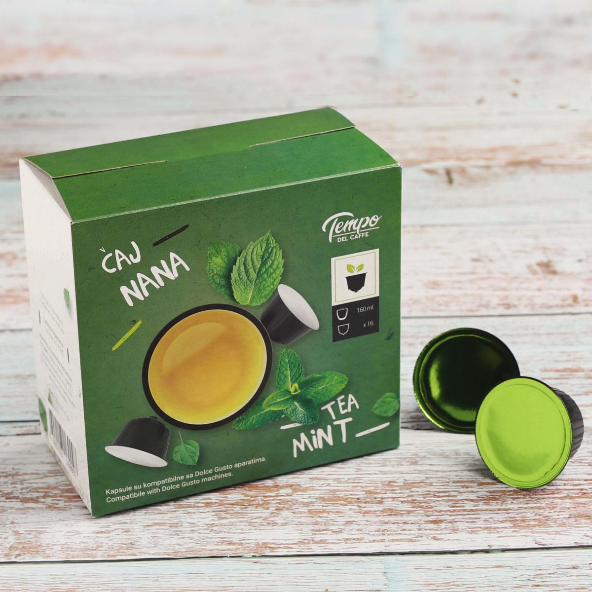Nana čaj - Dolce Gusto kapsule