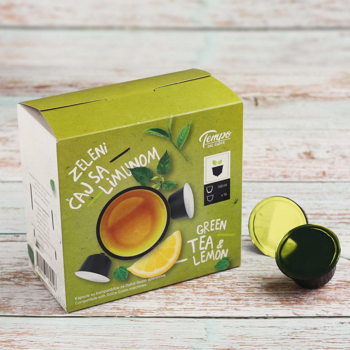 Zeleni čaj - Kapsuel za Dolce Gusto aparate